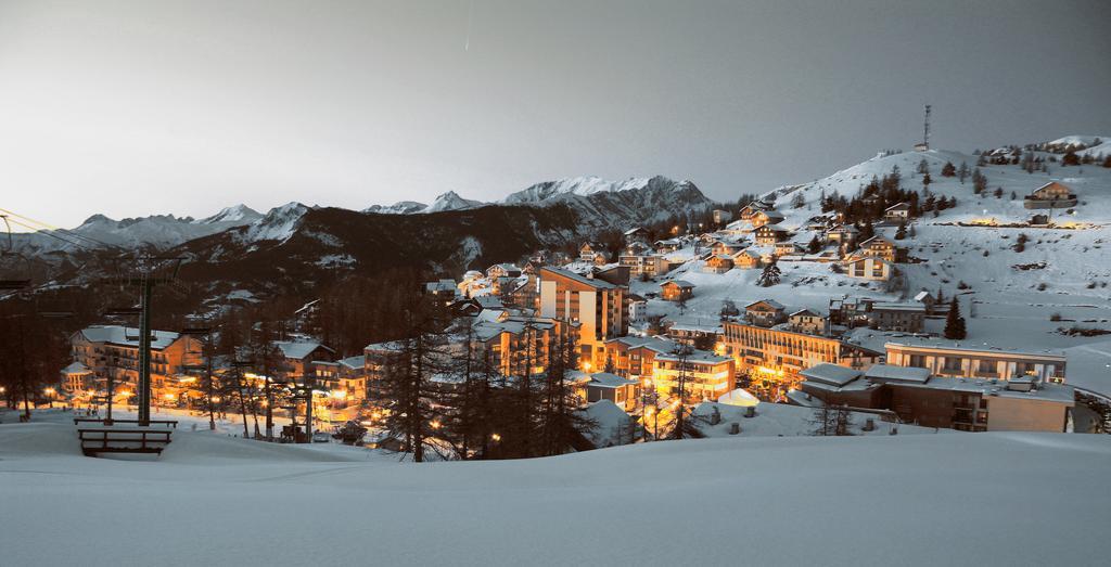 Panorama de Valberg