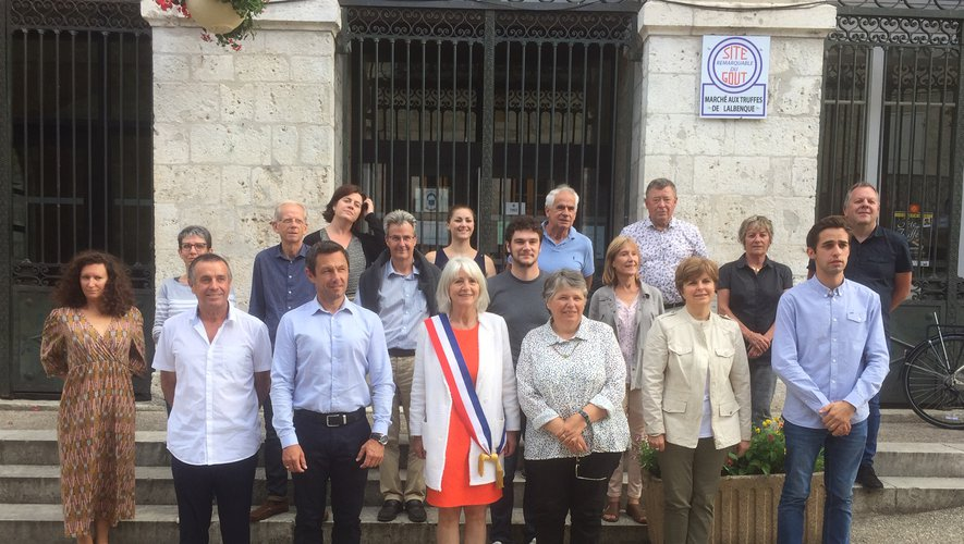 Lalbenque. Liliane Lugol élue maire