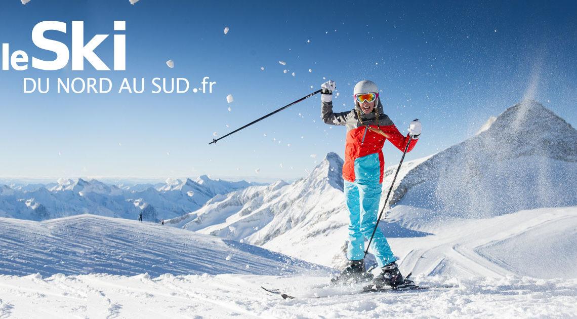 Le Ski du Nord au Sud, par le N°1 des vacances en France
