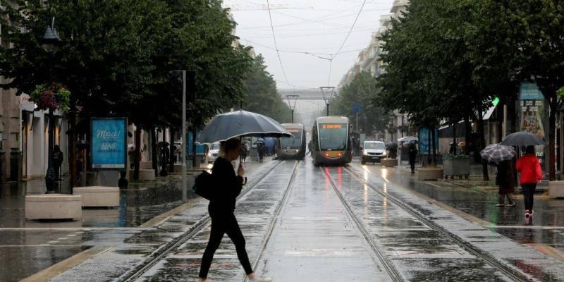Voici la météo (instable) de la semaine sur la Côte d'Azur