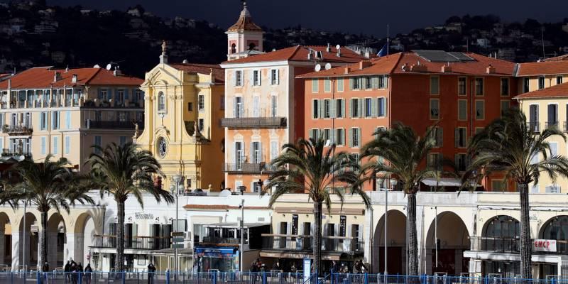 Ciel chargé de nuages et pluie au programme de ce samedi sur la Côte d'Azur