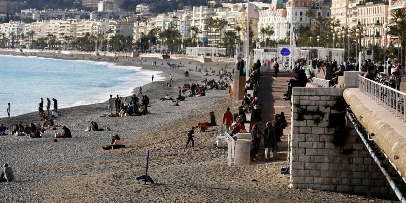 Voici la météo qui vous attend ce week-end sur la Côte d'Azur