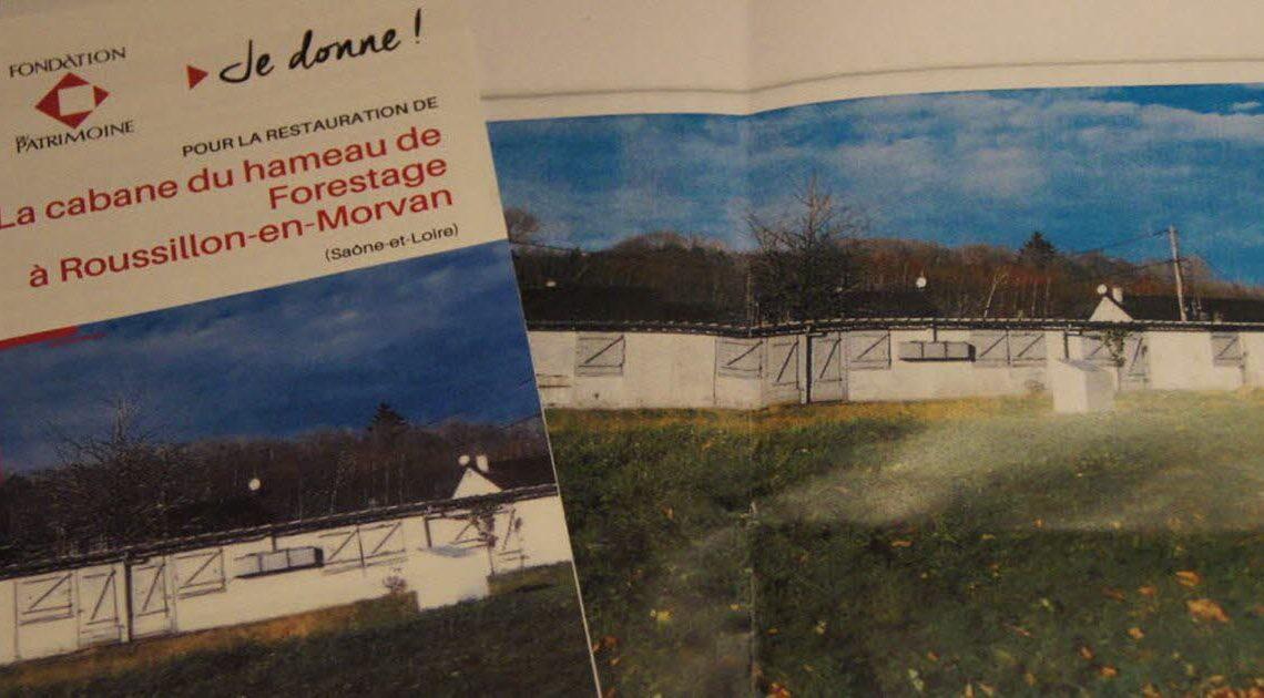 Roussillon-en-Morvan. La commune participe à la préservation d'un patrimoine original lié aux Harkis