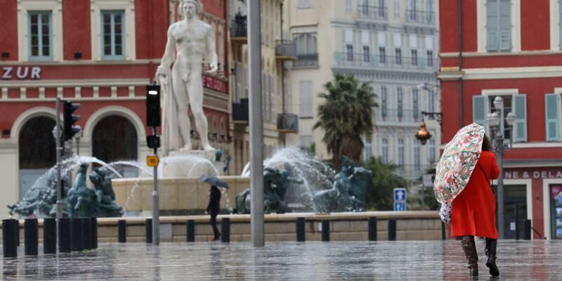 Le temps devrait être instable ce samedi sur la Côte d'Azur